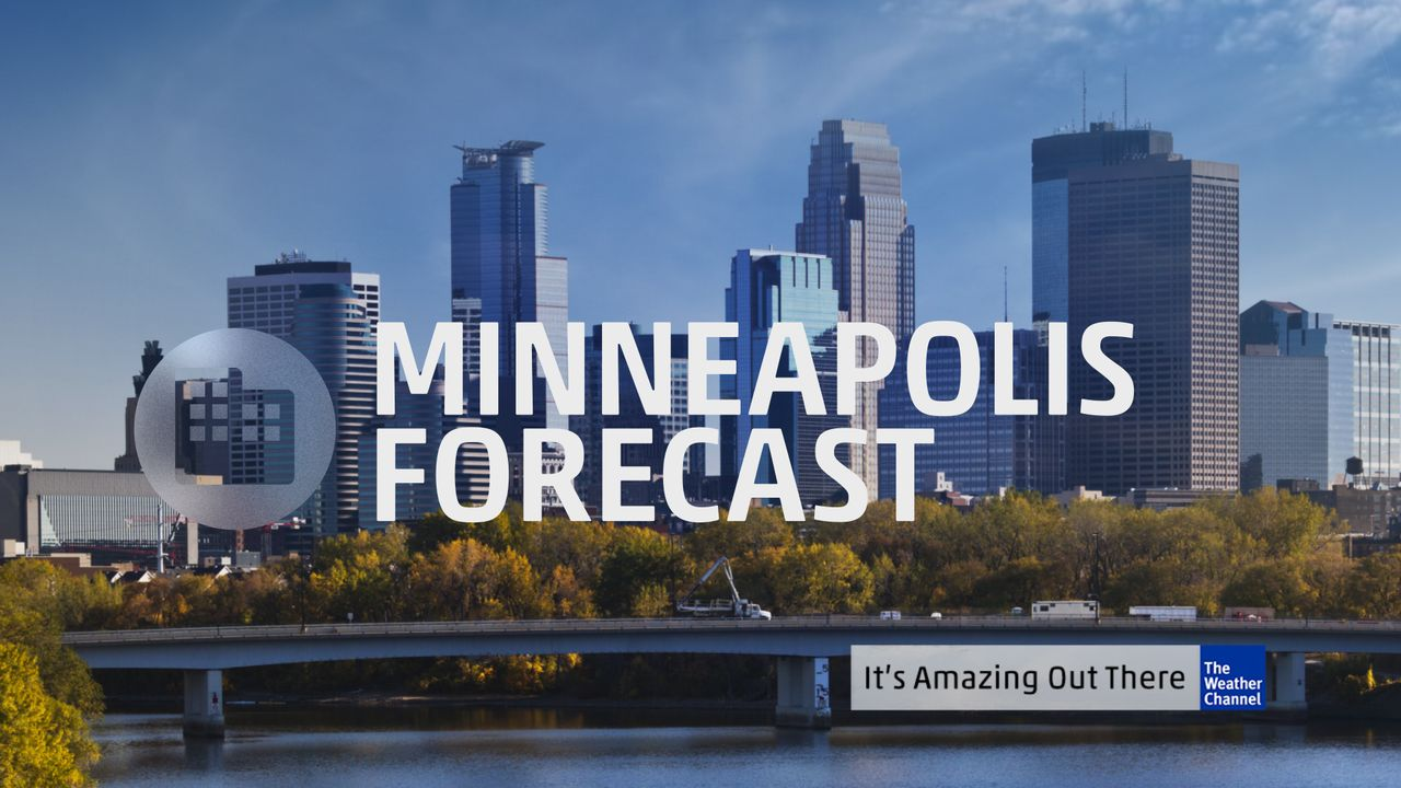 minneapolis u0026 39  60 second forecast