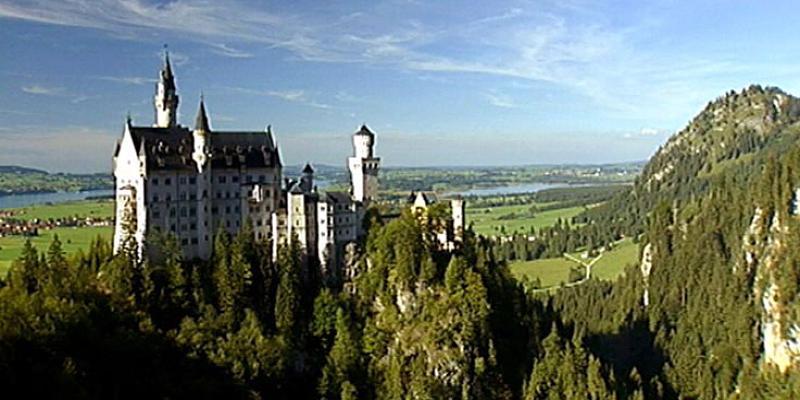 Neuschwanstein: Königstraum vor grandioser Kulisse
