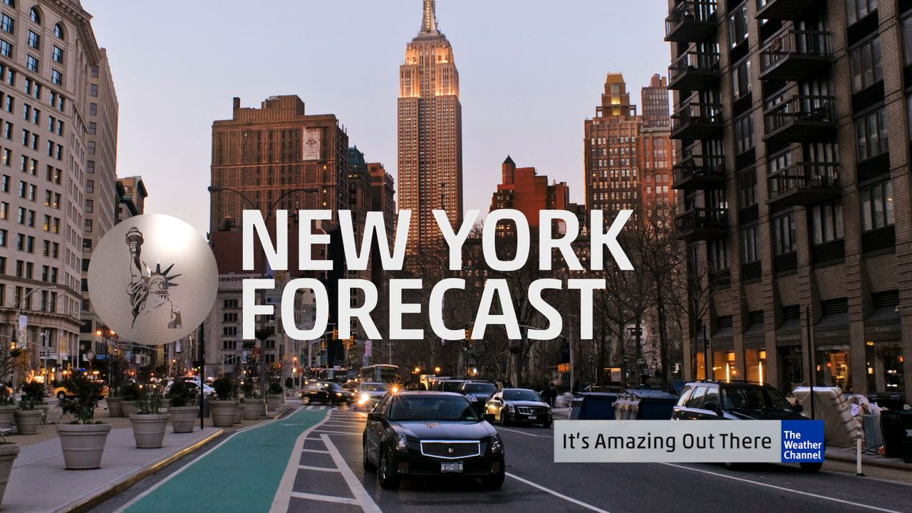 new york city u0026 39 s 60 second forecast