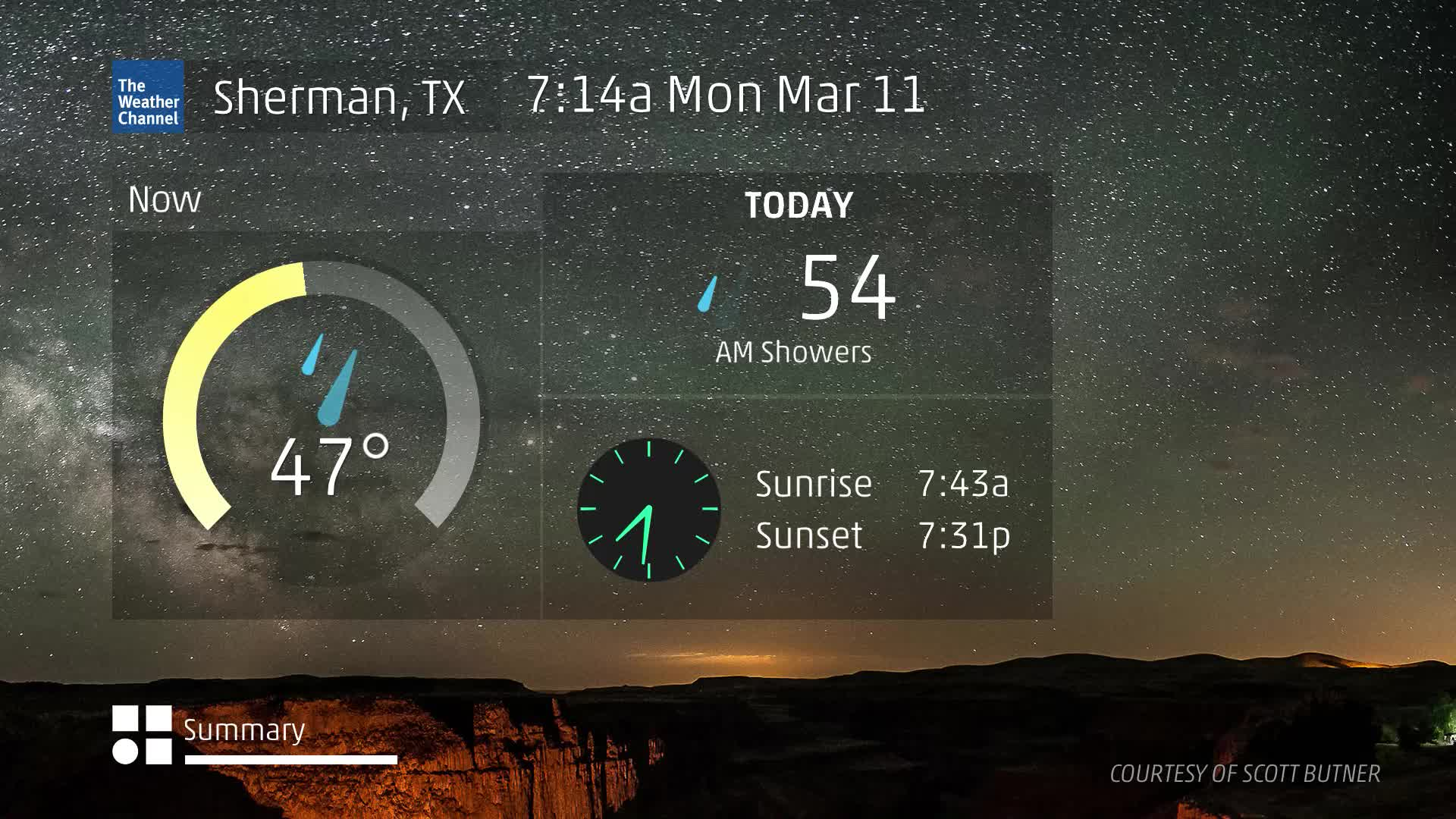 Tatum TX  Day Weather Forecast The Weather Channel - Us weather map next 5 days