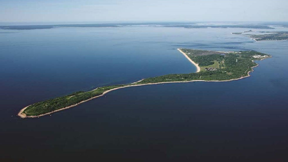 Long Island's Plum Island Remains On The Brink