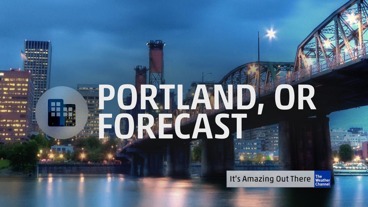 portland  oregon u0026 39 s 60 second forecast
