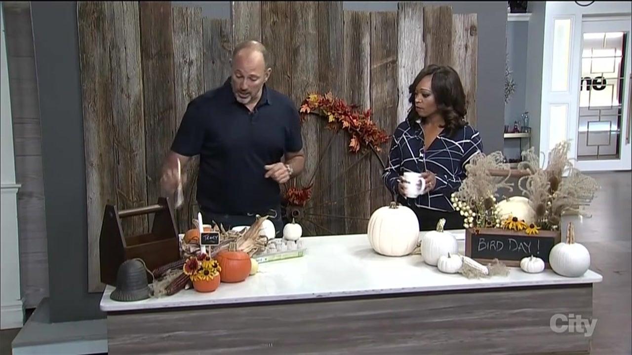 Pumpkin Trends for Fall Table Décor