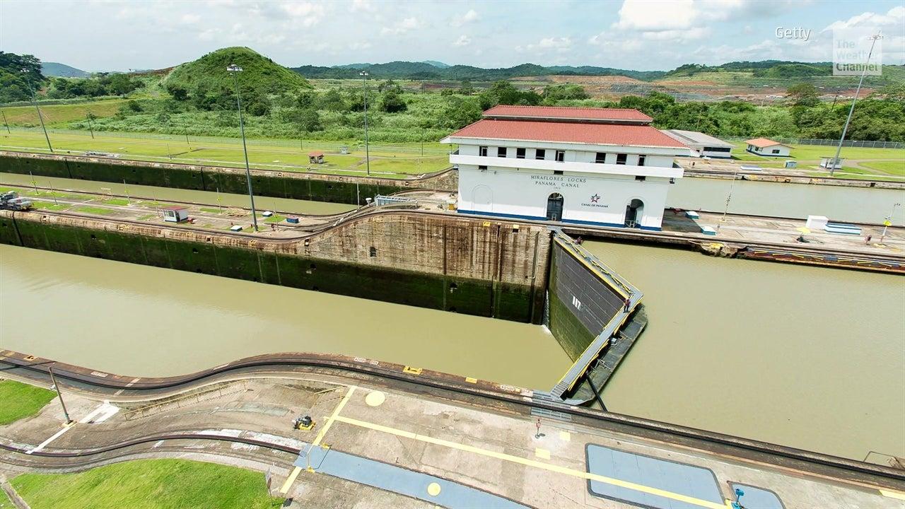 Canal de Panamá y reducción de CO2