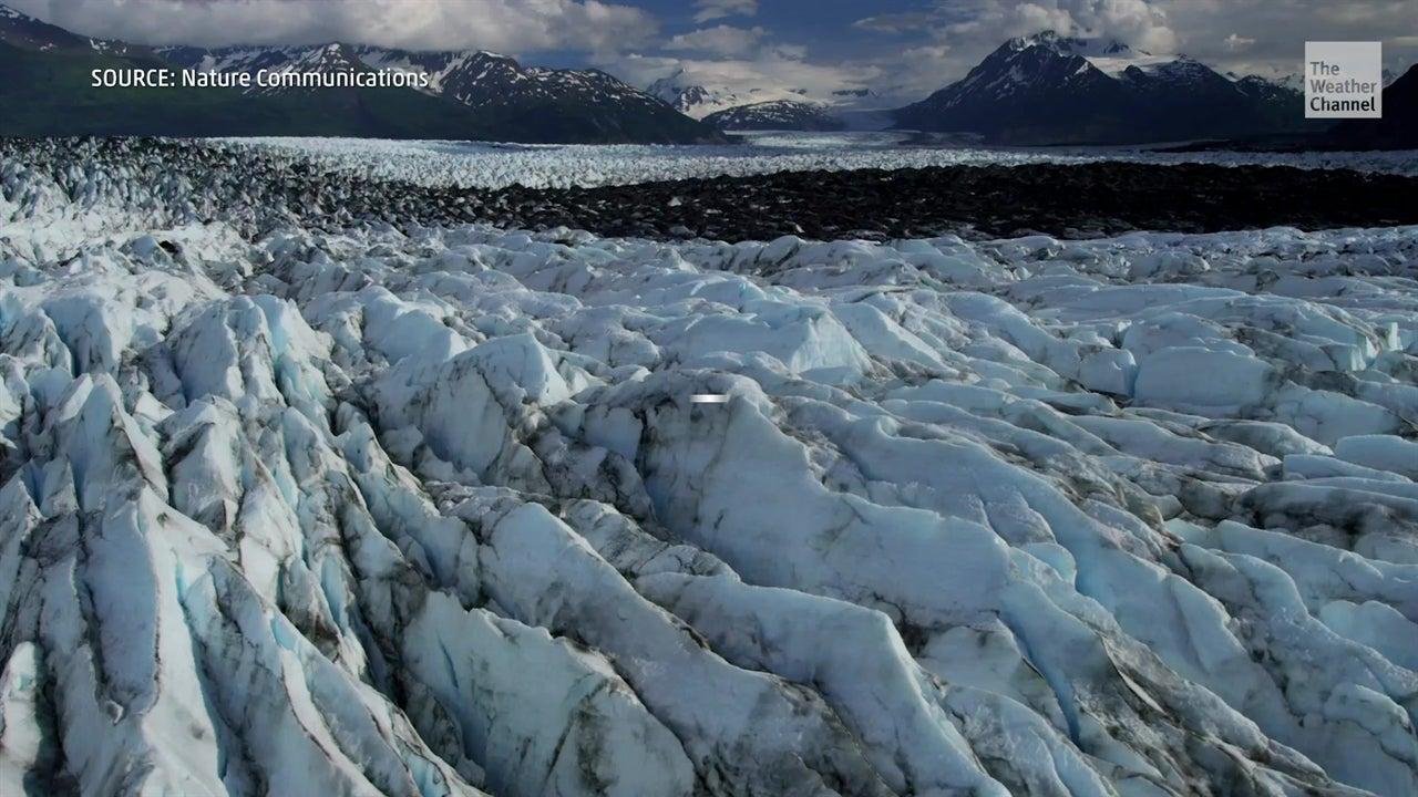 El permafrost se está calentando