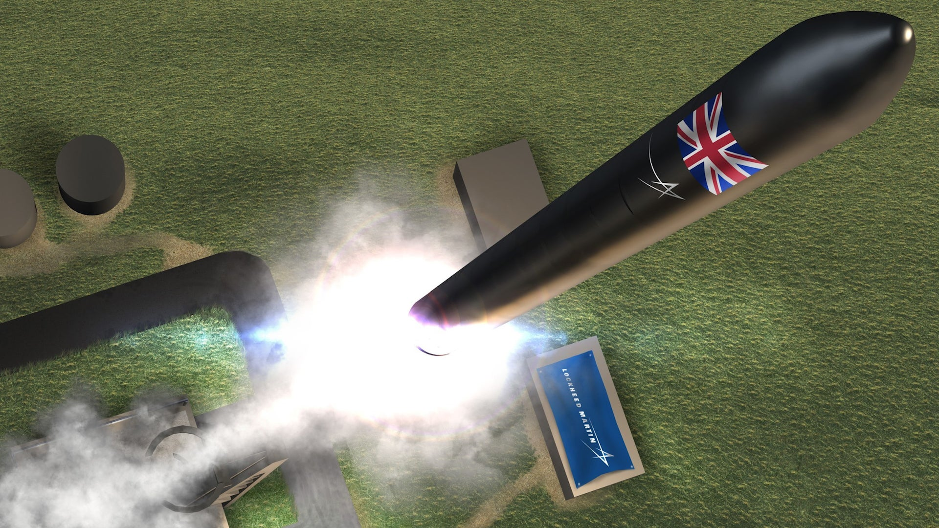 UK Building Its First Commercial Spaceport