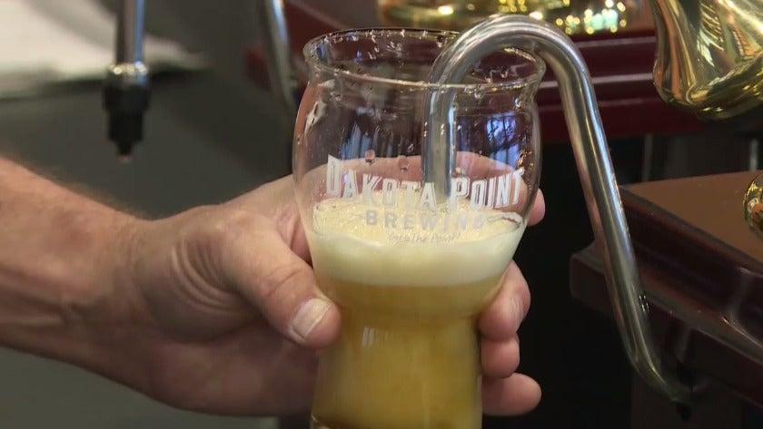 BH Business Report--Dakota Point Brewery