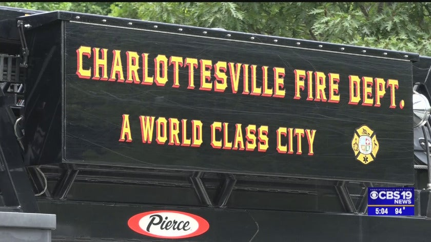 Firefighters Say Heat Keeps Them Busy