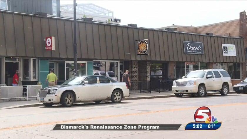 The Renaissance Zone Program in Bismarck