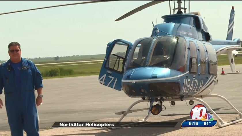 Medical Minute: NorthStar helicopters