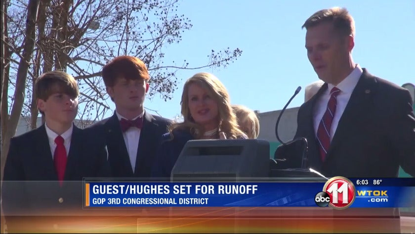 Third district GOP candidates On the Record this Sunday