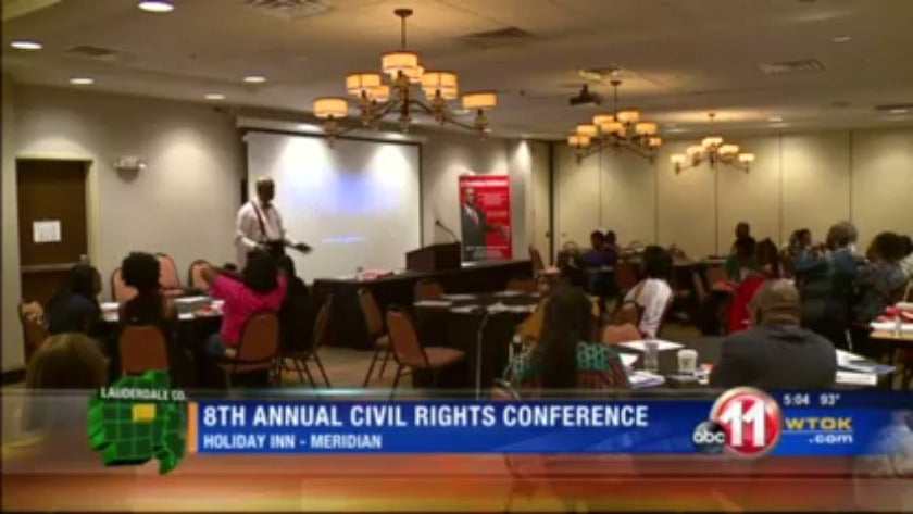National Civil Rights Conference continues