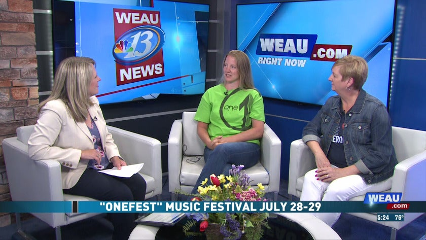 "FIVE INTERVIEW: ""OneFest"" Music Festival (5/20/18)"