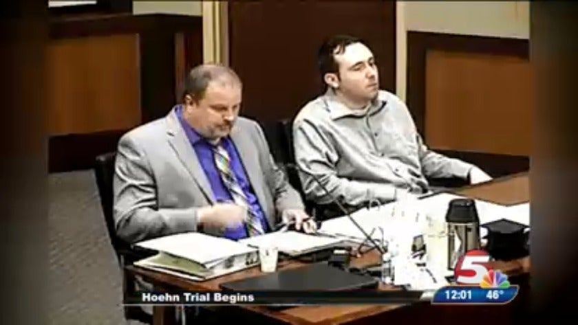 Hoehn Trial Begins