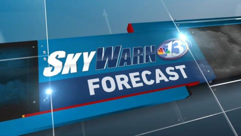 SkyWarn 13 Weather @ Six (1/5/19)