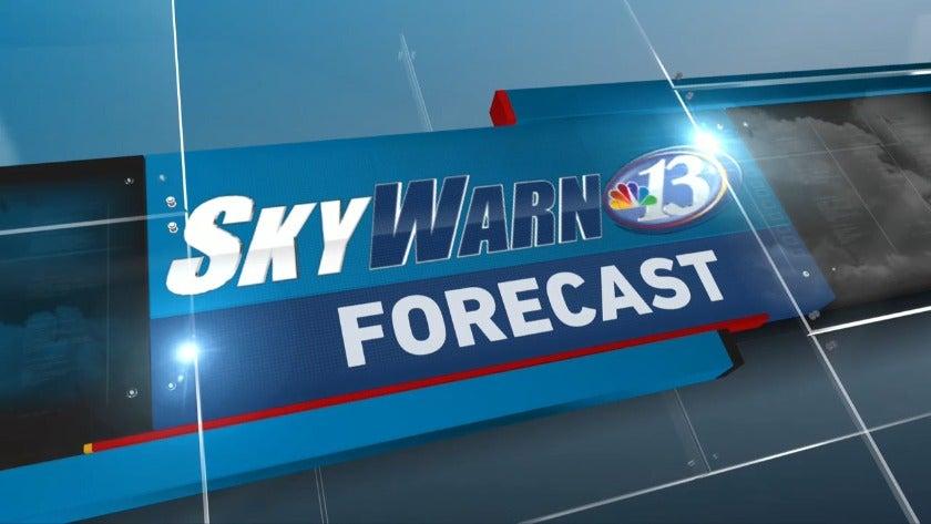SkyWarn 13 Weather @ Ten (1/6/19)
