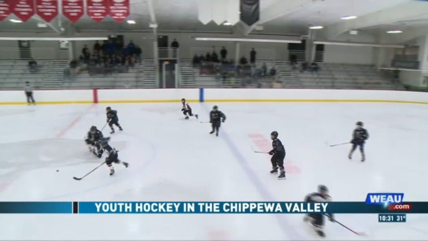Youth Hockey in the Chippewa Valley