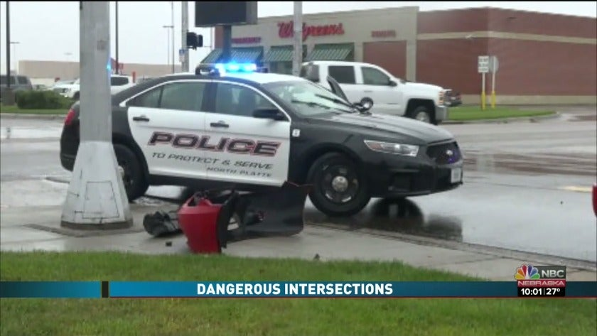 Dangerous Intersections in North Platte