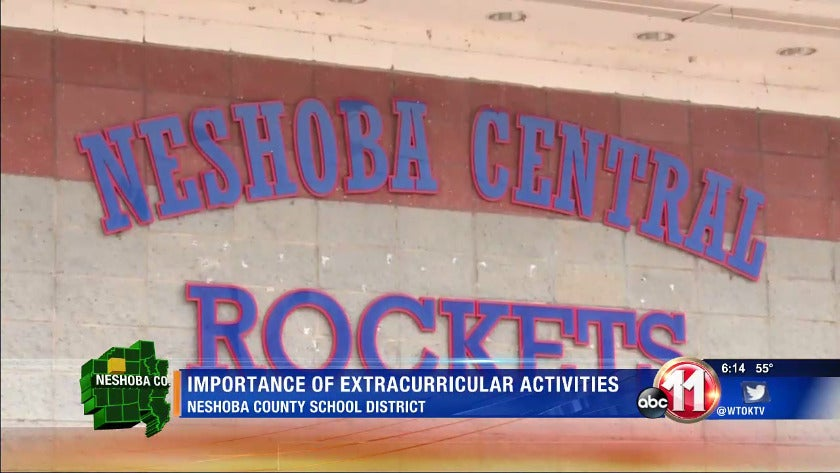 Extracurricular activities prove to benefit students at Neshoba Central