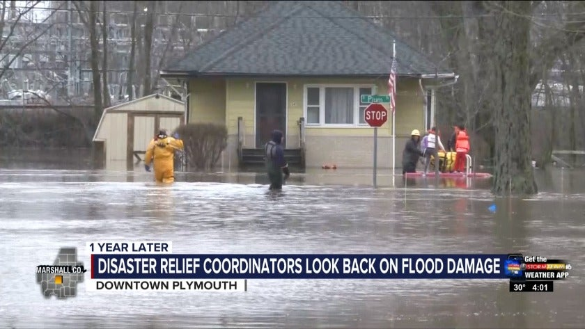 1 year later: Marshall Co. flood victims thankful for volunteers, relief
