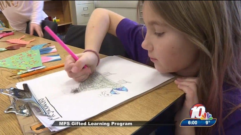 Minot Public School District starts new program for gifted students