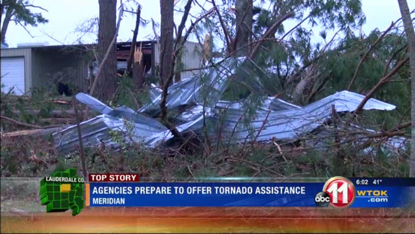 Local agencies prepared to help in Alabama