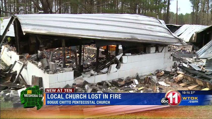 Bogue Chitto Church prepares to rebuild