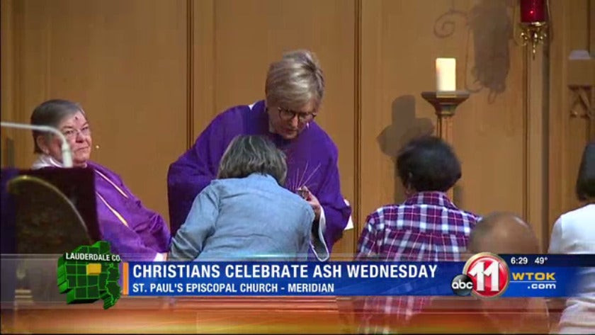 Ash Wednesday observed