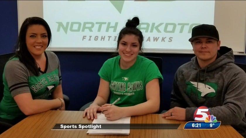 Sports Spotlight: Lilly Keplin