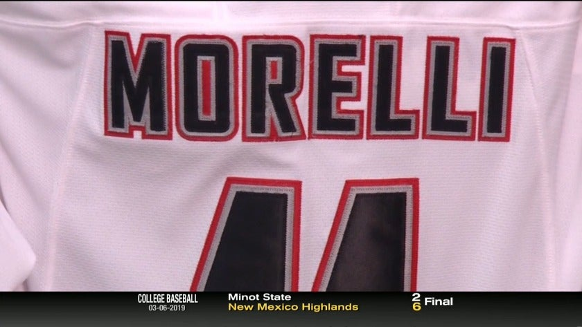 Minot's Morelli family spans 3 generations of college hockey