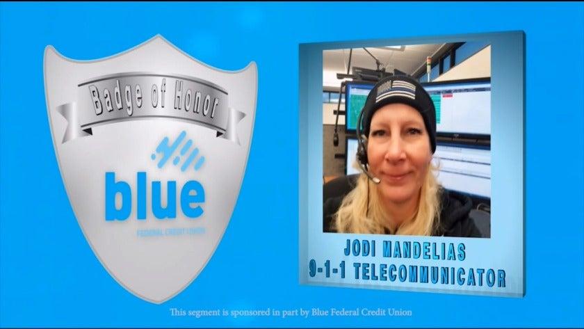 Badge of Honor - Jodi Mandelas
