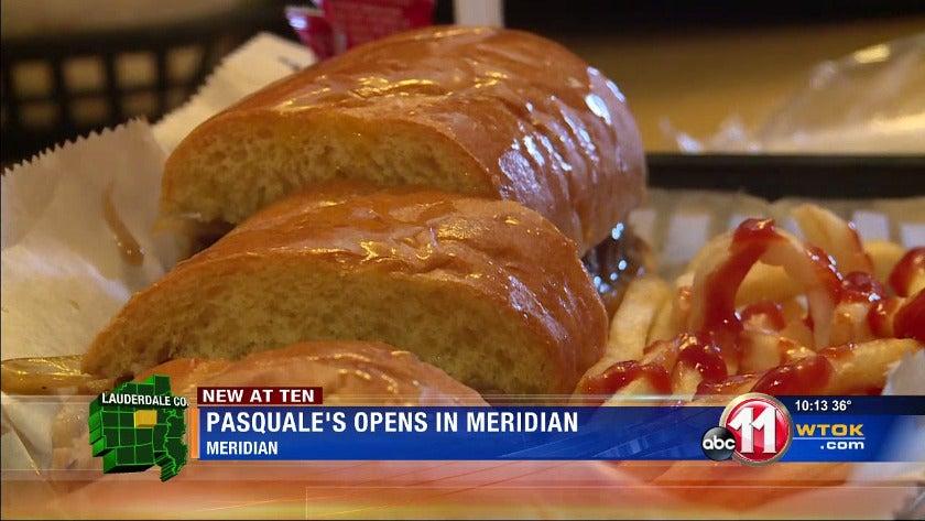 Pasquale's returns to Meridian