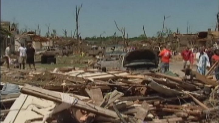 Staying safe this tornado season