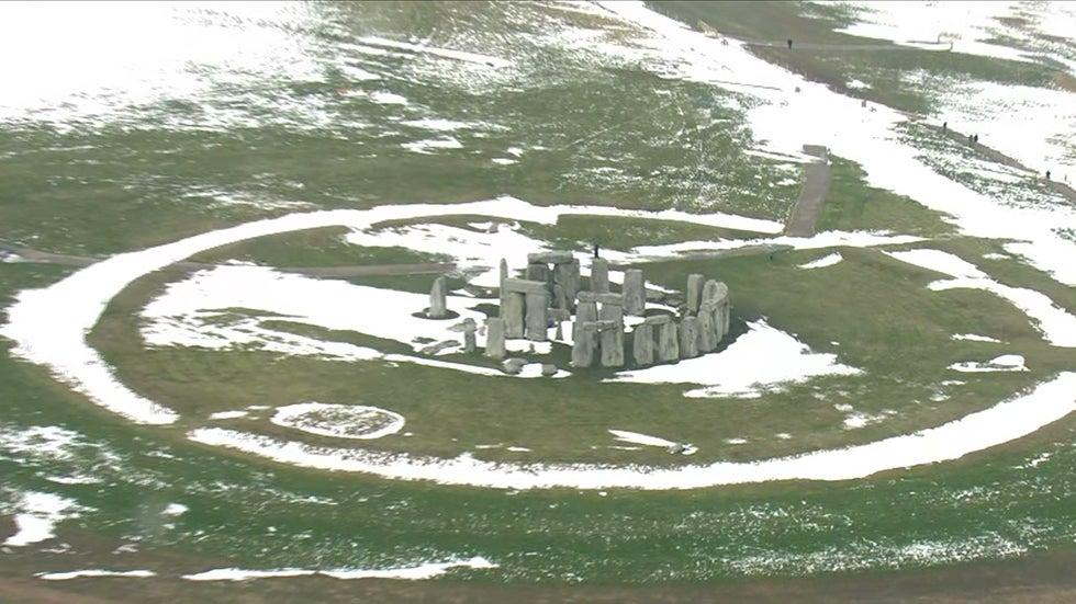 Welsh Scientist Says Stonehenge Stones Arrived by Glacier
