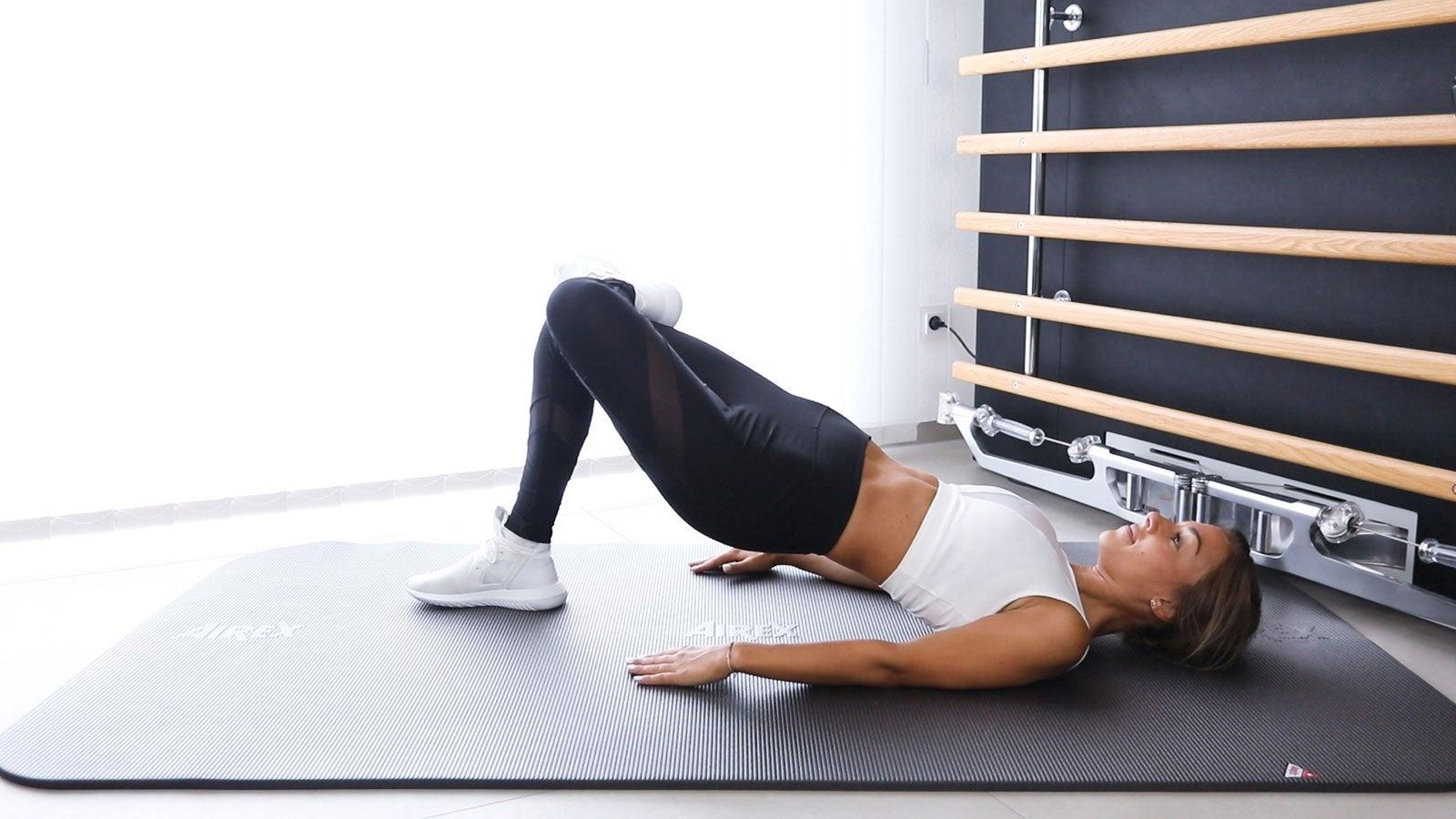 Eine Übung lässt Ihre Bauchmuskeln explodieren
