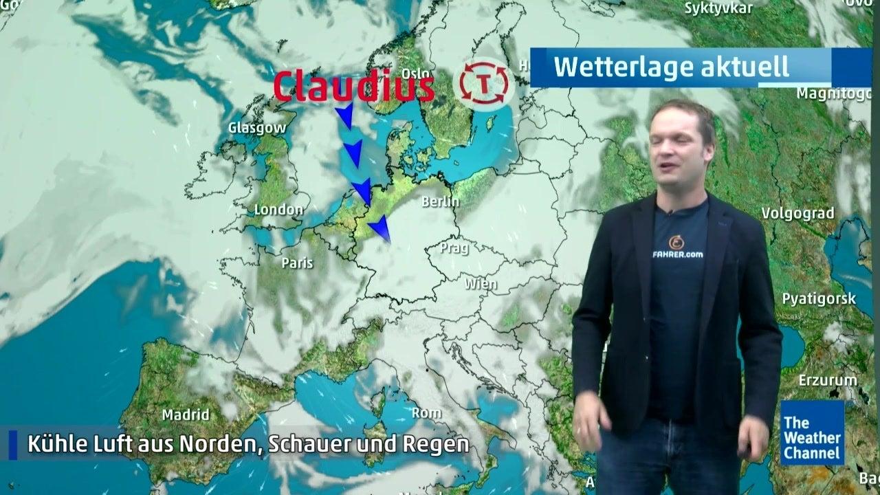 Wetter Heute Gewitter Stark Und Dauerregen Dann Wird Es Warm
