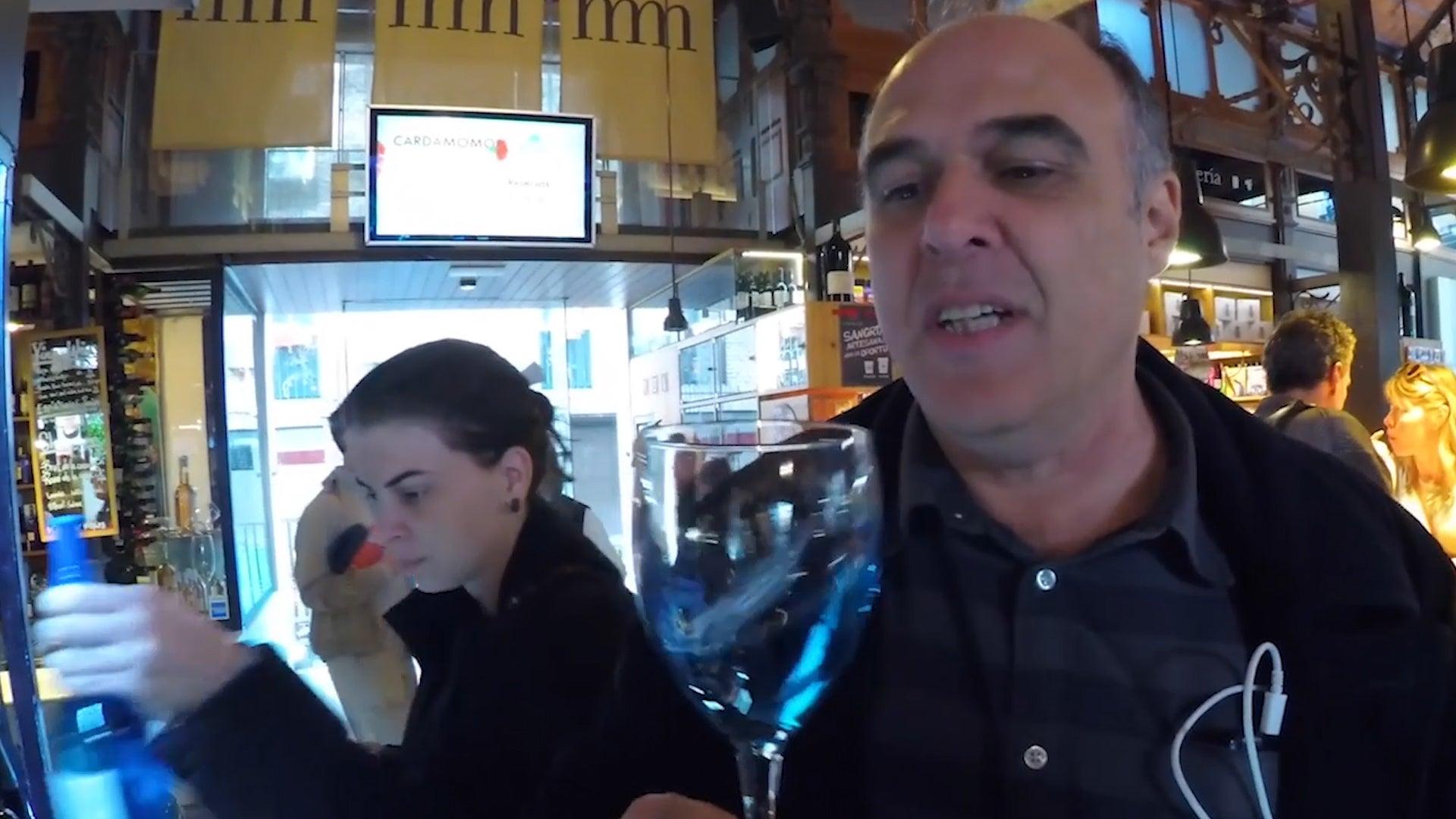 Spanish Wine Got A New Twist